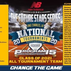 VIDEO: 2020 Future Stars Series 2021 Grad Class Tournament: CHRIS BERNAL